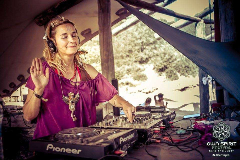 Djane Gaby from Ovnimoon Records – Exclusive Interview