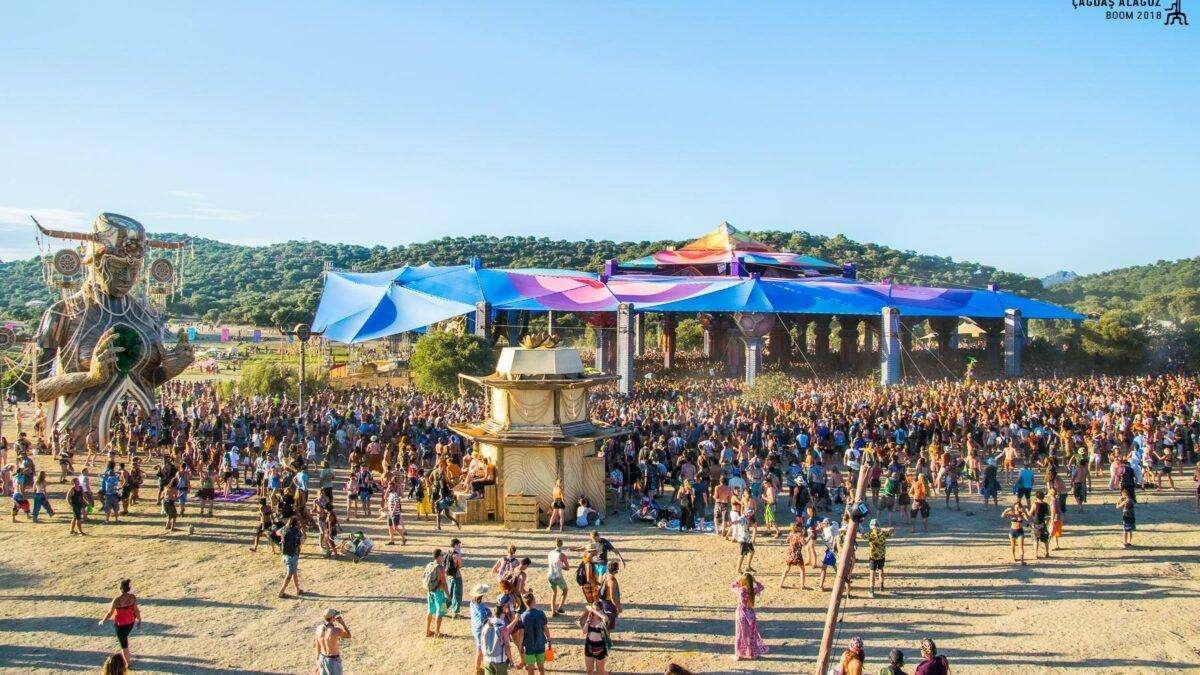 Boom Festival 2021 lineup revealed