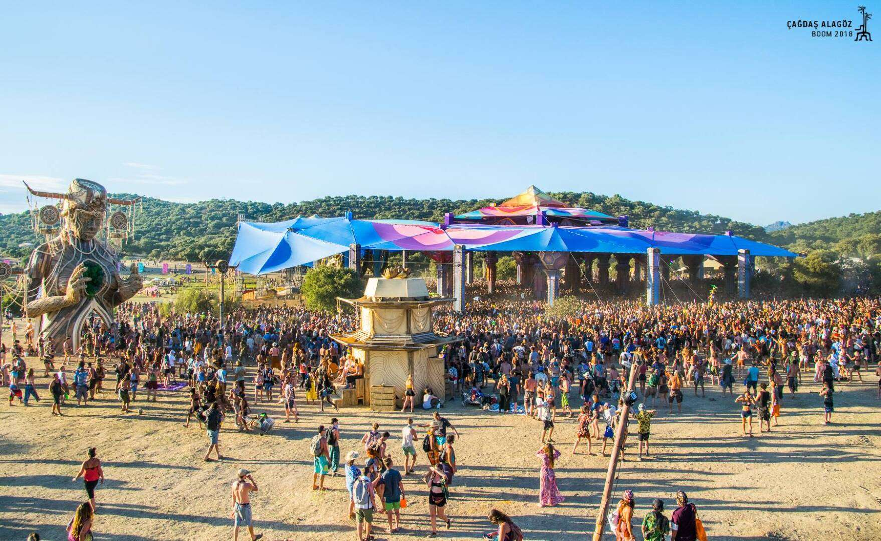 Boom Festival 2021 lineup revealed