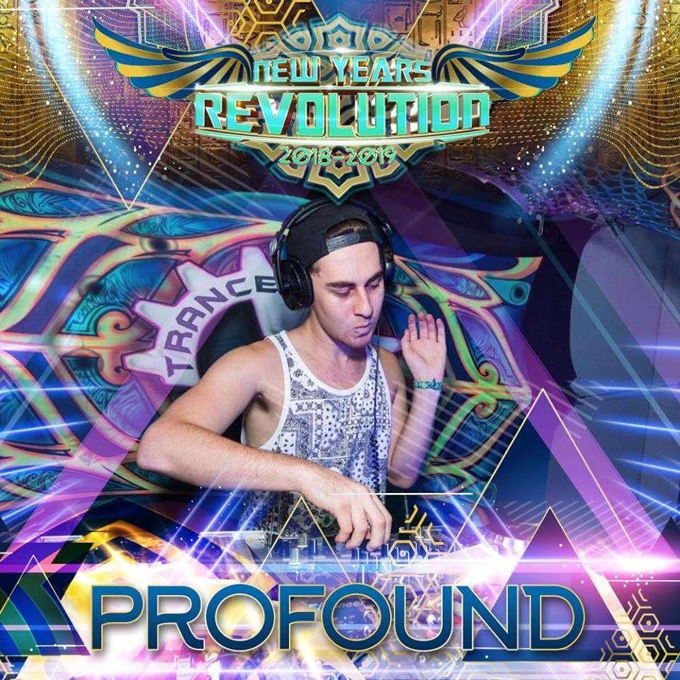 Profound – Revolution NYE 2018-19 DJ Set