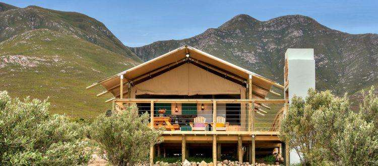 AfriCamps at Stanford Hills 10 Best Glamping Spots in the Western Cape