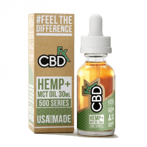 CBDfx CBD Hemp MCT Oil 500mg 1 768x768 550x550 1