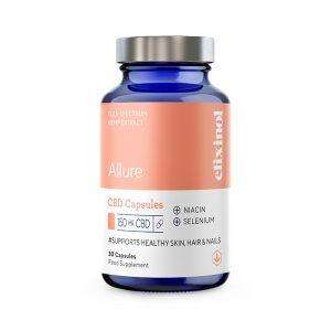 Elixinol Allure CBD Capsules