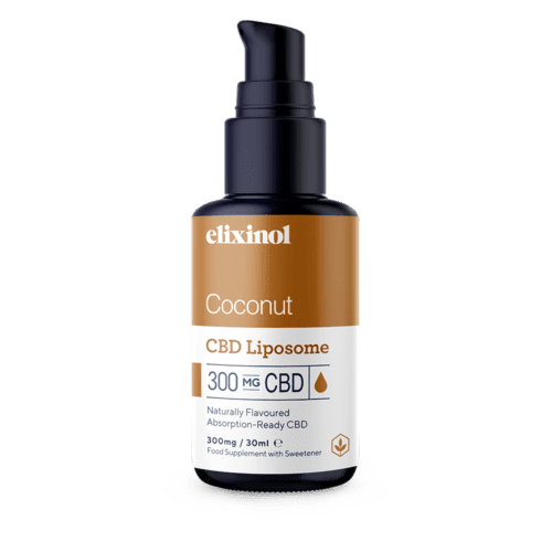 Elixinol CBD Liposome 300MG – Coconut
