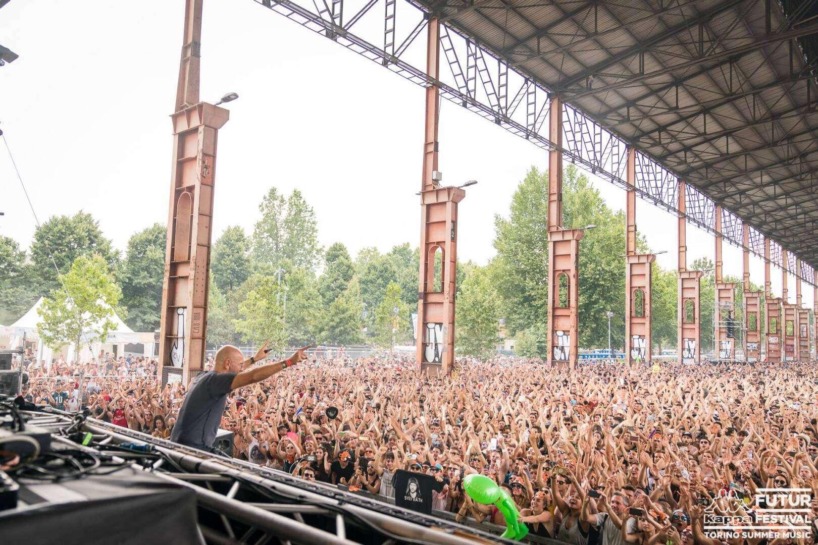 Best Techno Festivals in Europe 2019
