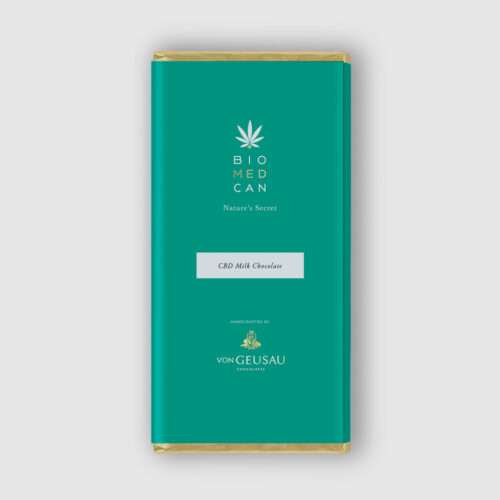 Biomedcan CBD Milk Chocolate