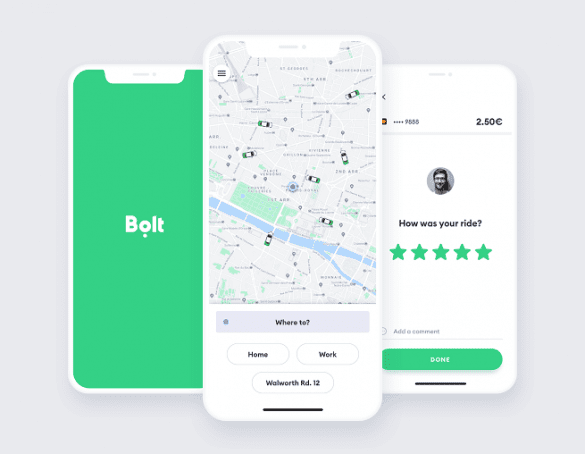 Taxify changes its name to Bolt