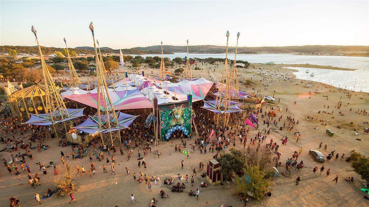 The Boom Festival Review