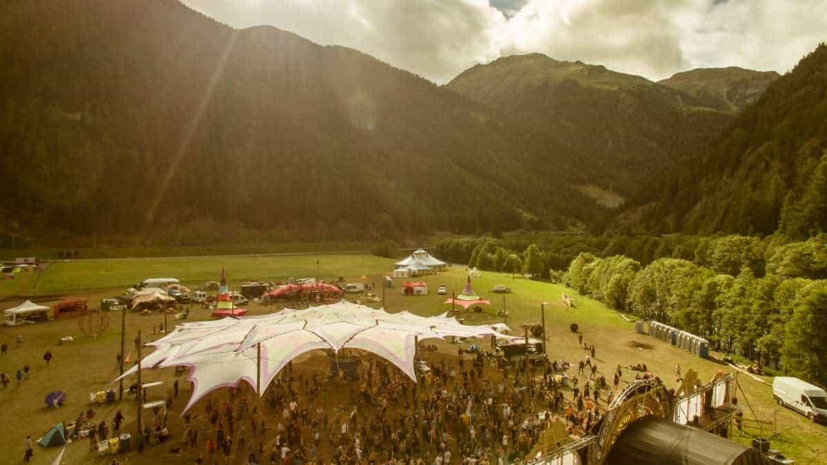 Country Spotlight: Psytrance Festivals in Switzerland 🇨🇭