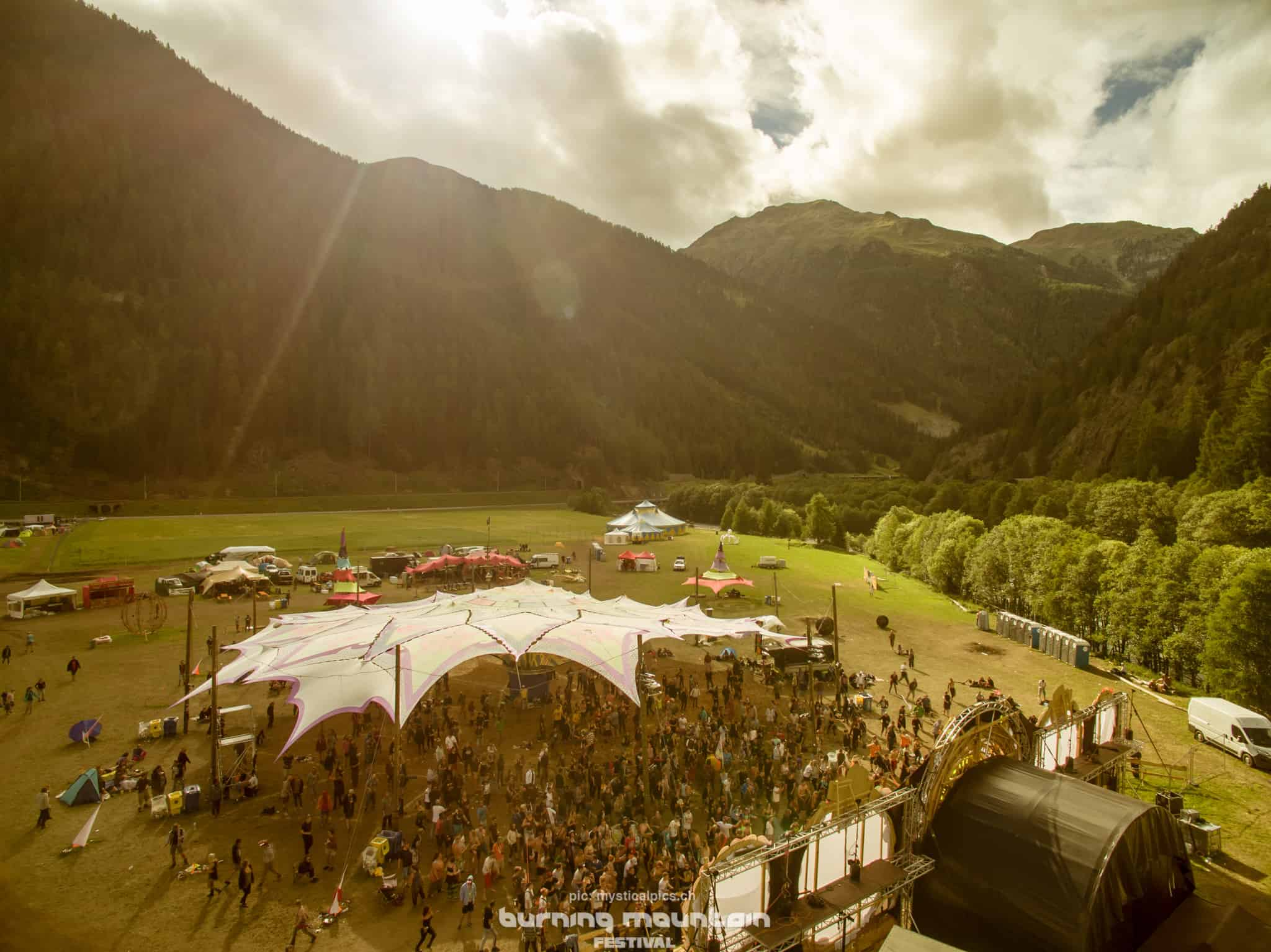 Psytrance Festivals in Switzerland