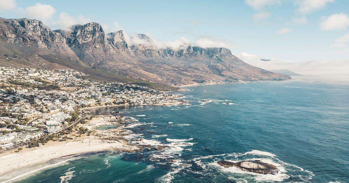 Cape Town voted best city in Africa & Middle East