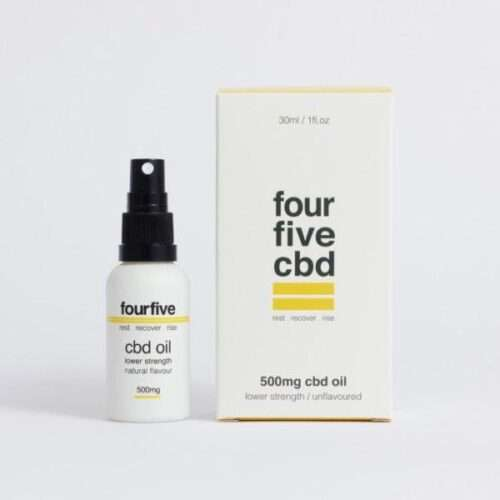 fourfivecbd CBD Oil 500mg