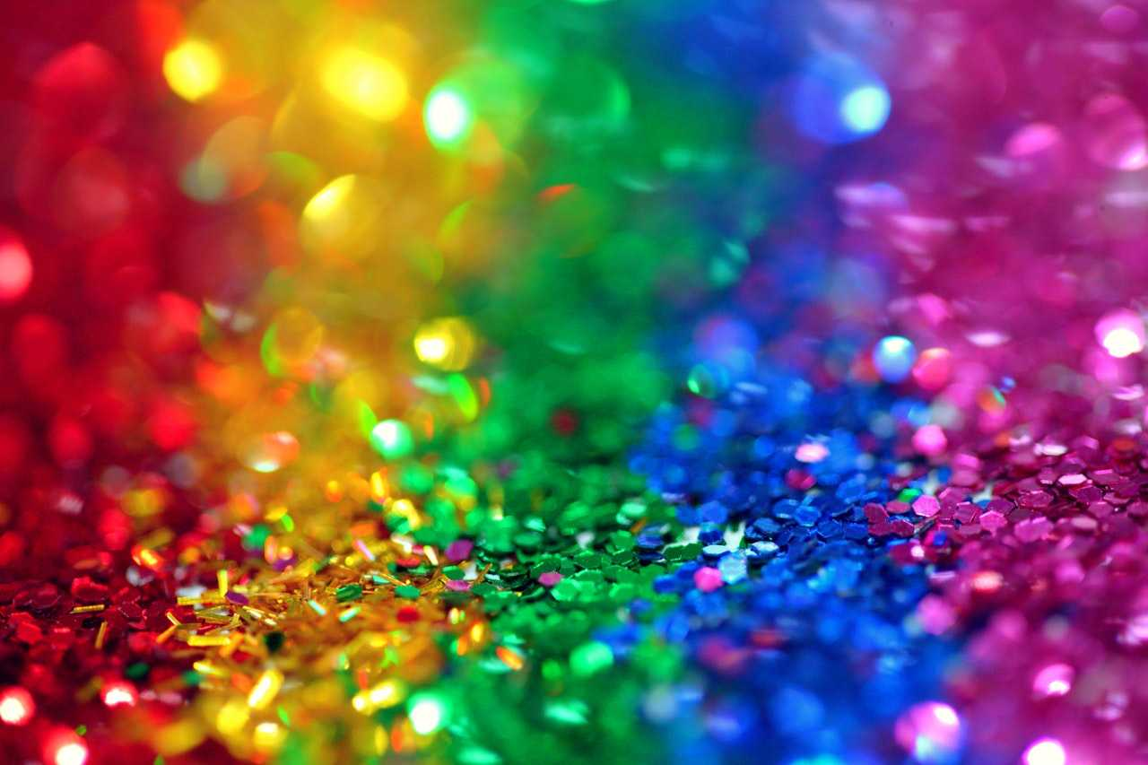 Eco-glitter just as bad as normal glitter, study shows