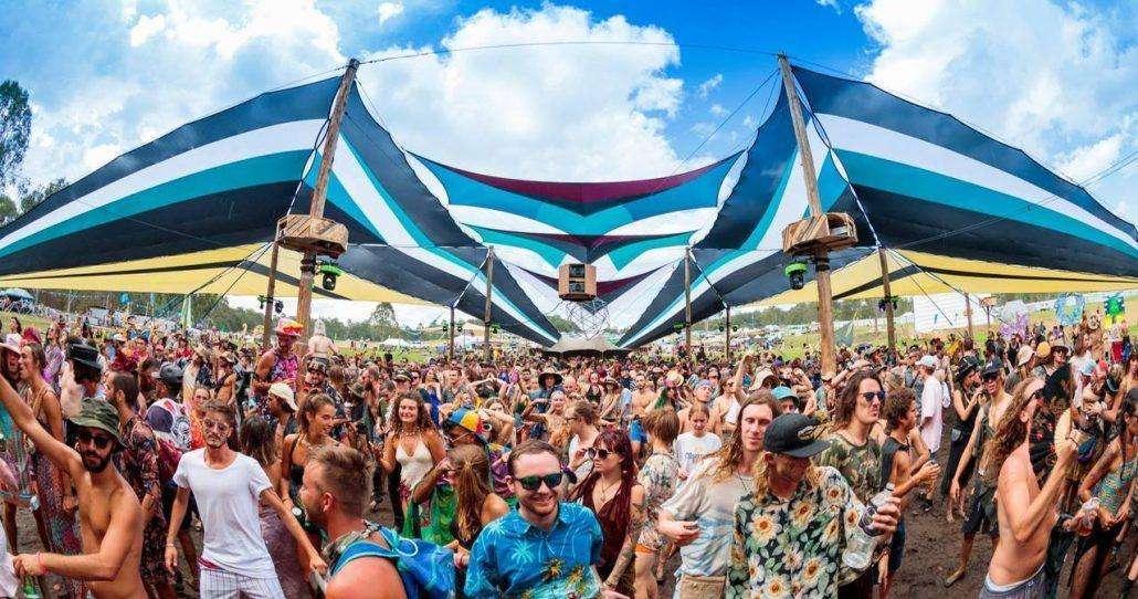 All about Australia's unique 'Bush Doof' festivals