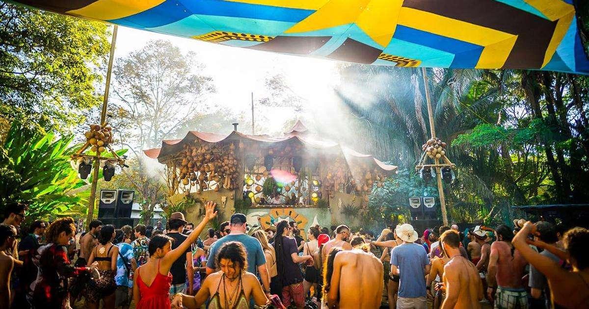 Psytrance Festivals in Central America