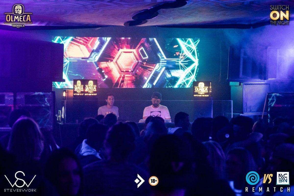 Geometric Flux vs Itone – PSYMCBN Rematch DJ Set
