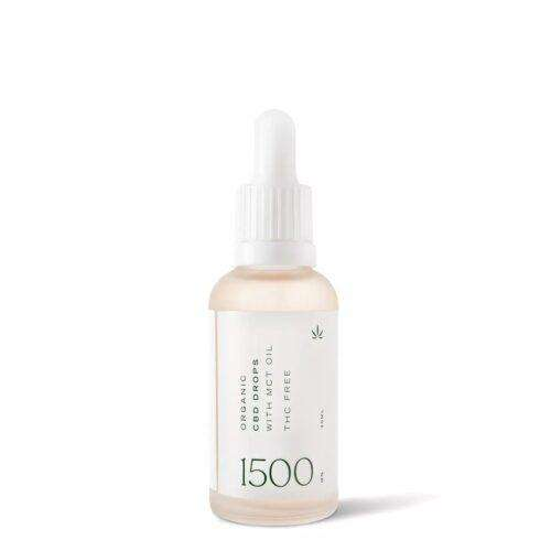 Goodleaf CBD Drops 1500mg – 30ml