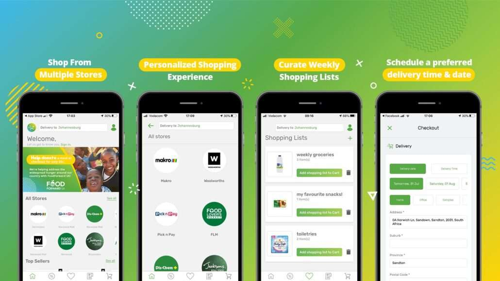 OneCart - Grocery Delivery Service