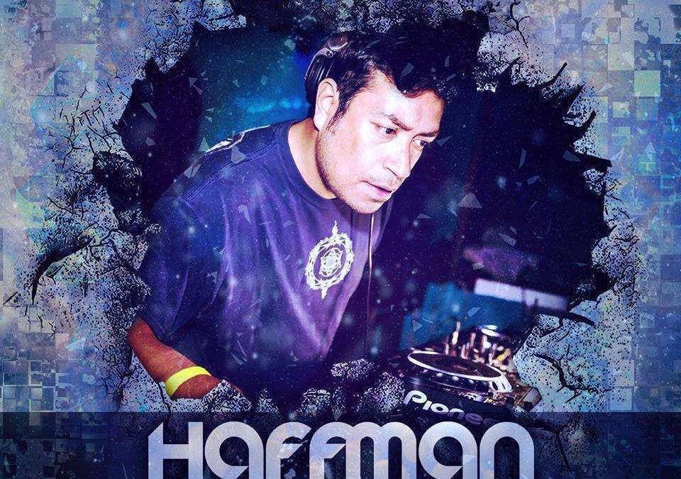 Blacklite Records' Haffman first Exclusive Psymedia Mix