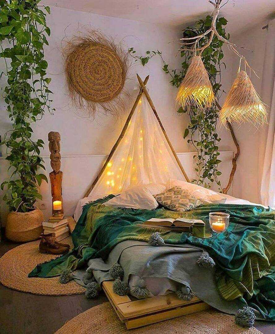 Hippie Bedroom Decor Ideas
