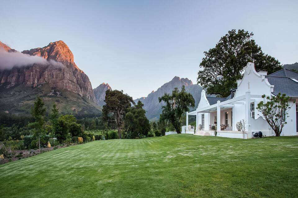 homestead oldenburg vineyards Best Villas in Cape Town