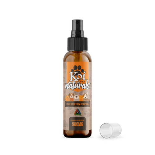 Koi Naturals Hemp Extract | CBD Pet Spray