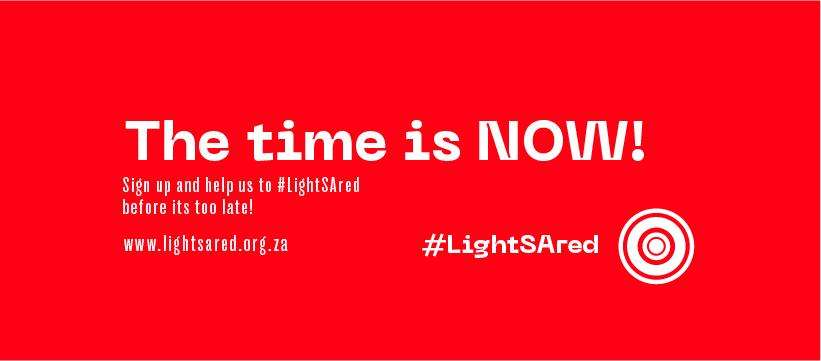 South African events industry to #LightSAred on 5 August