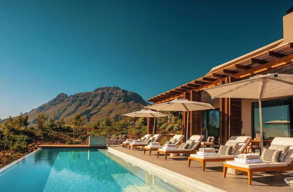 luxury villa stellenbosch Best Villas in Cape Town