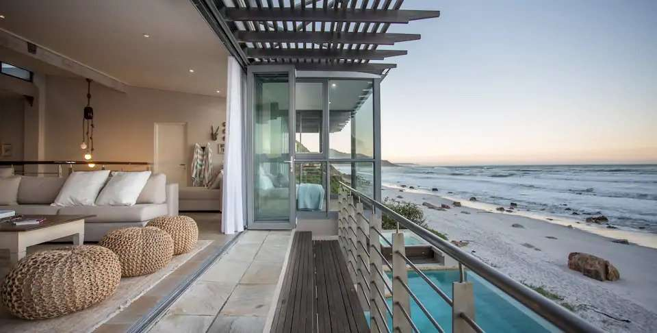 misty cliffs villa kommetjie