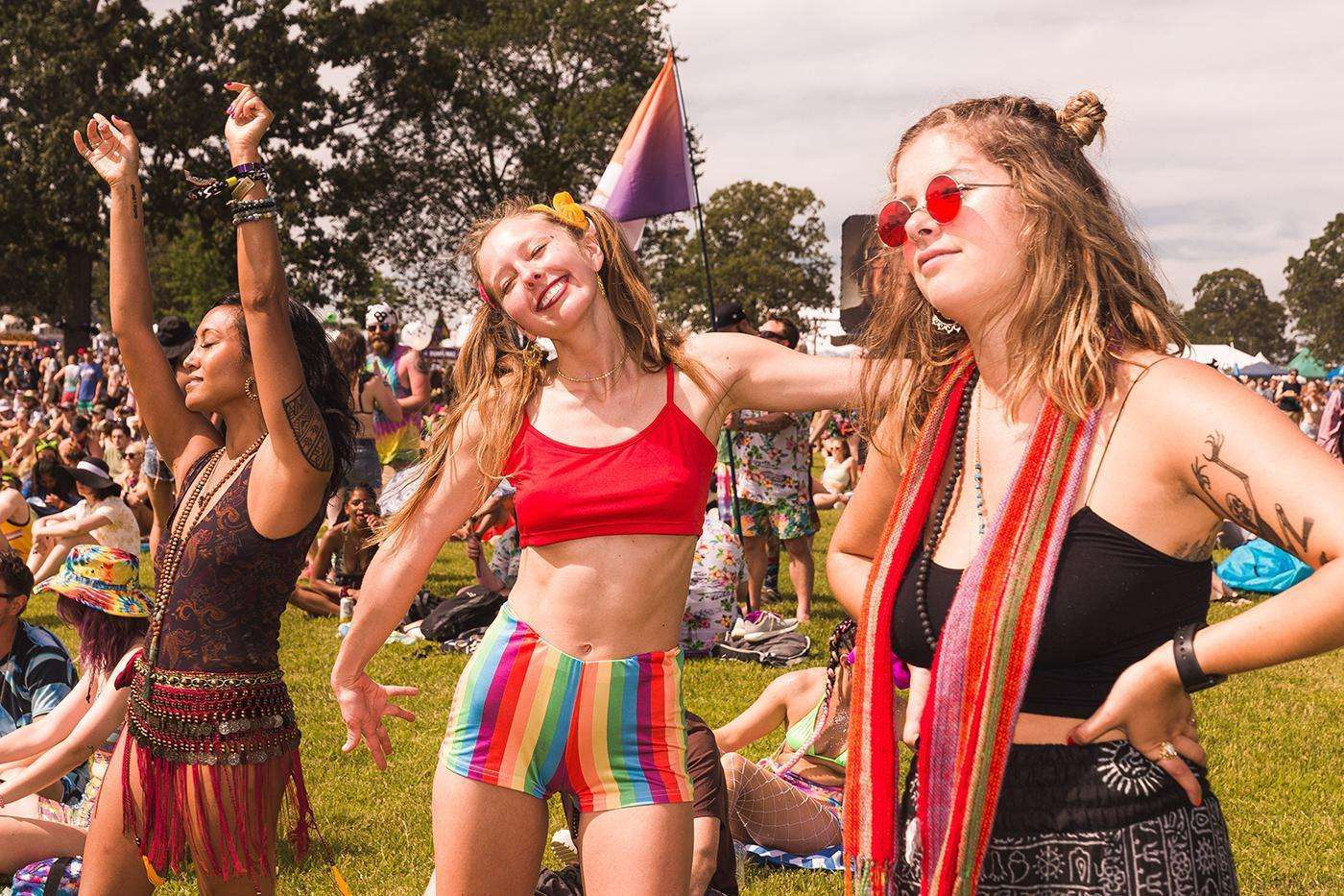 Millennials are going into debt to attend music festivals