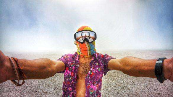 Burning Man is the most Instagrammed festival in the world