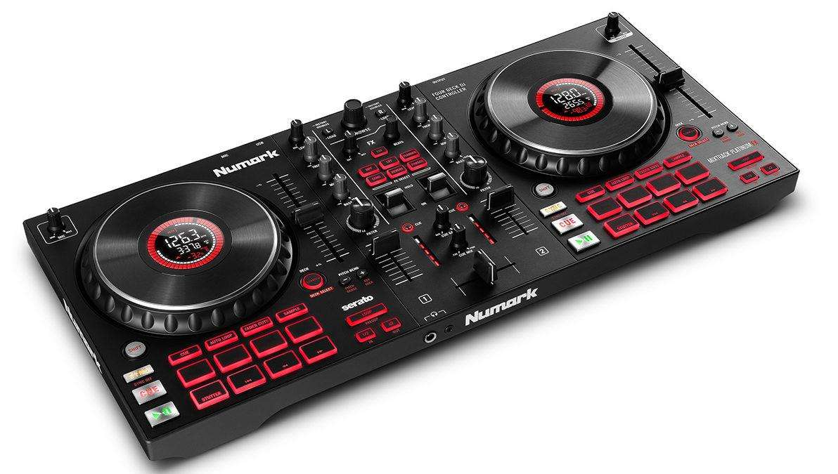 Numark launches Mixtrack Platinum FX & Pro FX