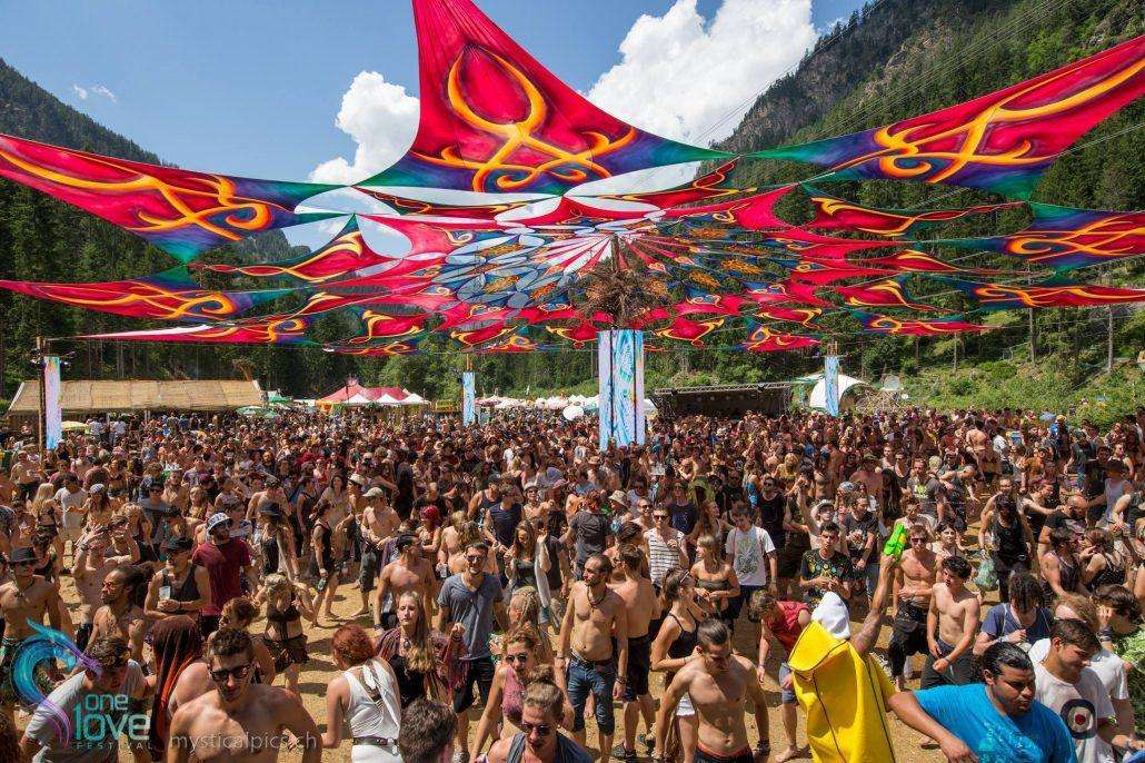 Top 10 European Psytrance Festivals You Need To Attend