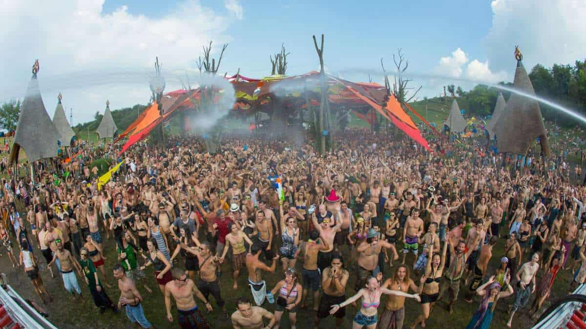 Ozora Festival 2014 in Hungary – Party Review