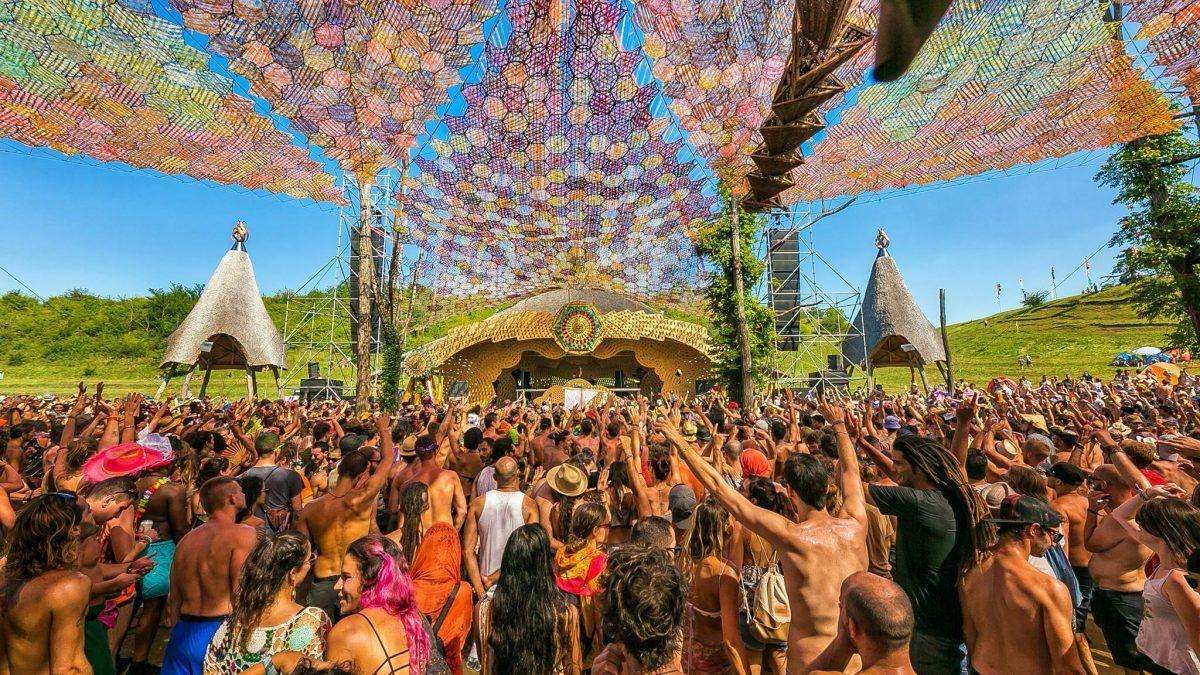Psytrance Festivals in Europe & the UK 2018