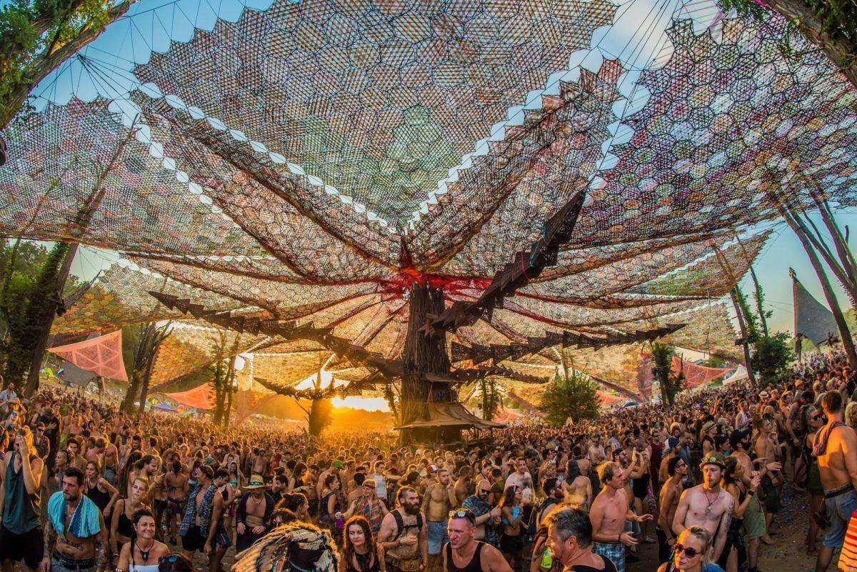 Ozora Festival '17 | An ever changing landscape