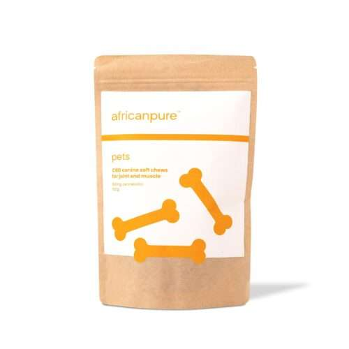 africanpure Pets Muscle & Joint Chews 60mg 150g