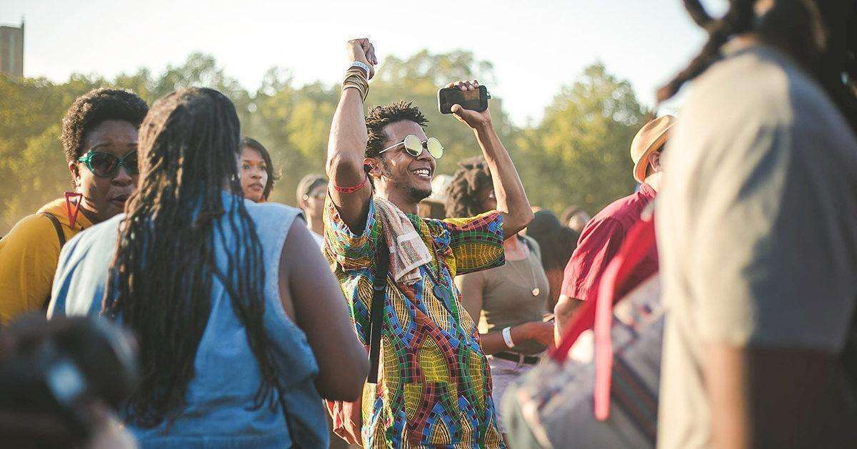 Protect your eyes at festivals with proper sunglasses