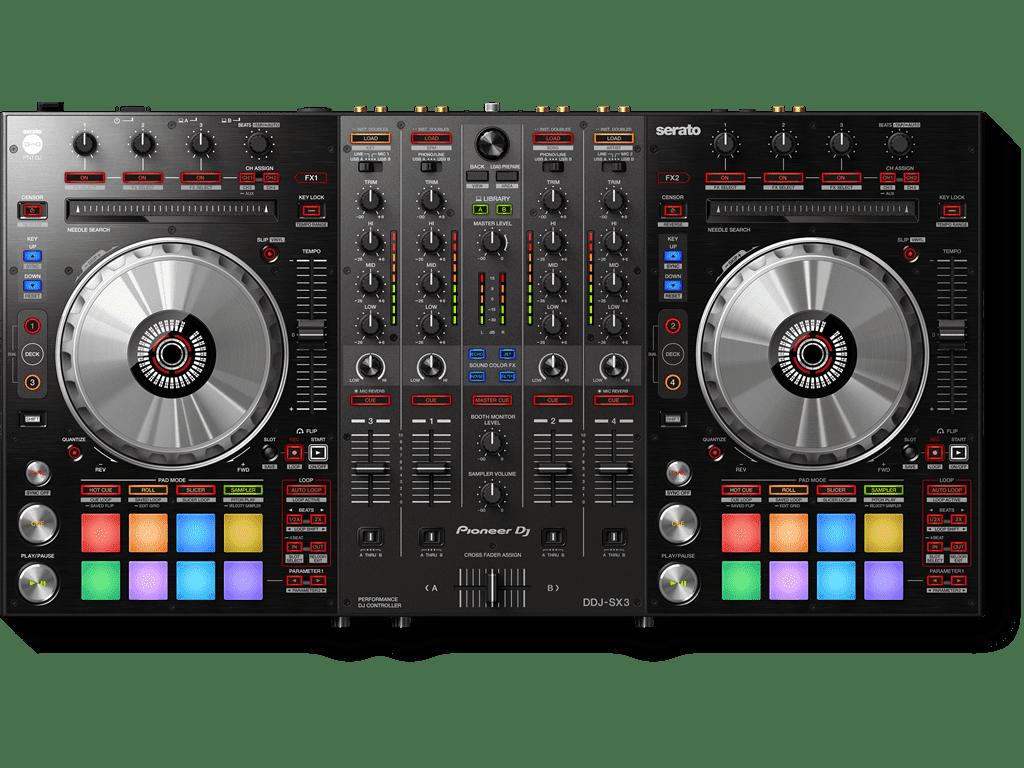 Best DJ Controllers (over $1000)