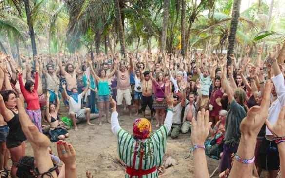 Tribal Gathering Festival 2016 - Panama