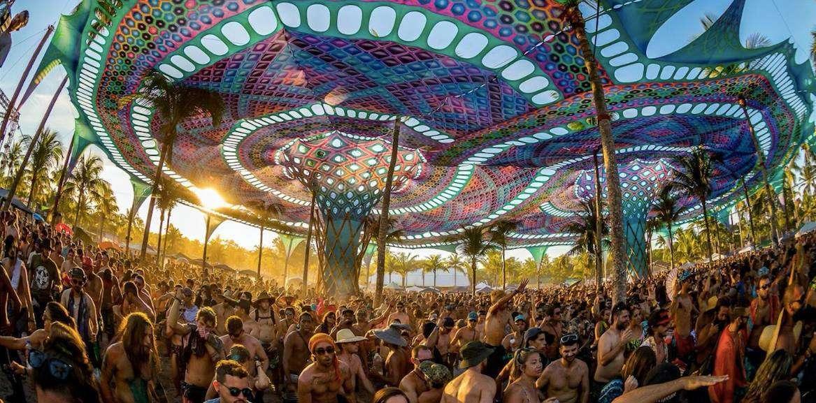 Psytrance Festivals in Brazil