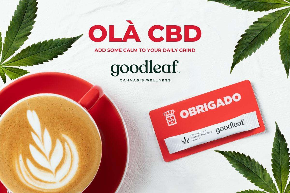 vida e caffè launches CBD coffee in collaboration with goodleaf