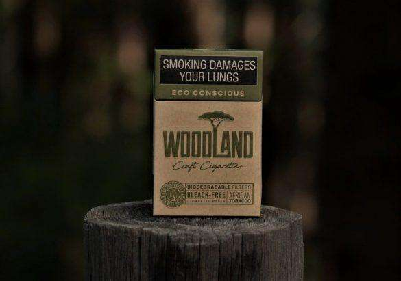 Woodland Craft Cigarettes - the solution to leftover festival butts?