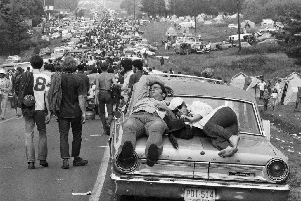 The crazy facts about Woodstock 1969 | Psymedia